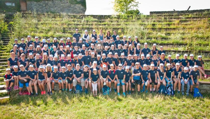 Kaland, közösség, kihívás - A FIT Program első nyári tábora