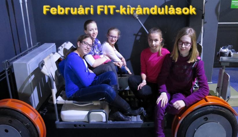 Falmászás, múzeumozás, kincskeresés - februári FIT kirándulások
