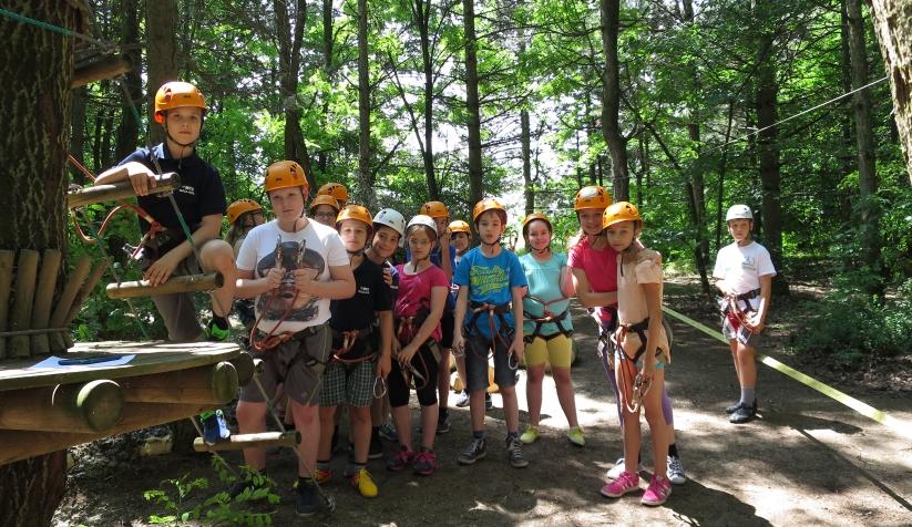 Hamarosan FIT-tábor - 100 tehetséges gyermek Csobánkán