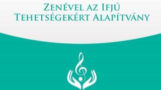 Zenével az Ifjú Tehetségekért Alapítvány
